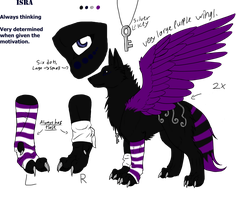 COMM: Isra Reference by MagicallyCapricious