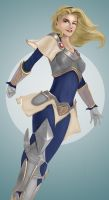 Lux - League Of Legends by hey-its-syafiq