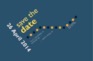 Save the date by shnbwmn
