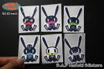 B.A.P Matoki Stickers by Saiya-STORY