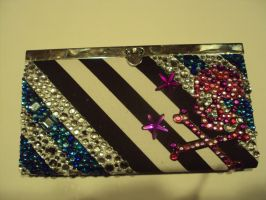 Blingy Wallet by CupcakeCrafty