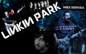Mike Shinoda 02 by DesignsByTopher
