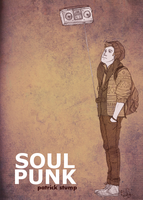 For Patrick: Soul Punk by bloombri