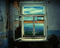 window to crimea by davenevodka