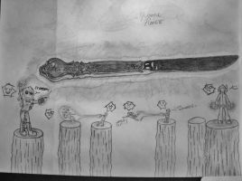 Finished Product of Knife by Aarontendercheeks