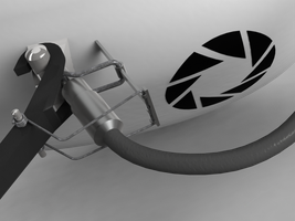 Portal Gun Model pic No. 2 by bevbor