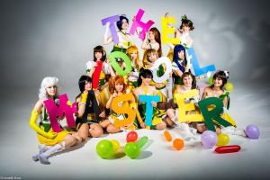 THE IDOLM@STER - Lucky Thirteen by aco-rea