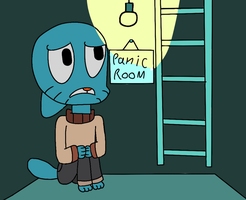 Panic Room (REMAKE) by DoctorWii