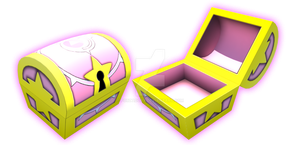 Steven Universe Small Chest 3d model by portadorX
