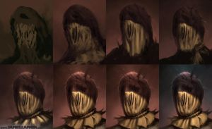 Scarecrow Process by jameszapata