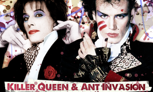 Killer Queen and Ant Invasion by HarleKlown