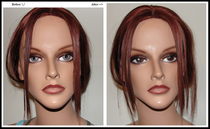 TR Mannequin eyes paint by Madenice