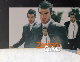 Zachary Quinto by Skittles1