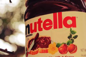 Nutella. by leannlaughlove