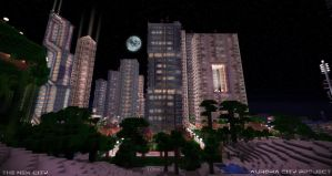 Aurora City Project [Minecraft] [08] by NickPolyarush