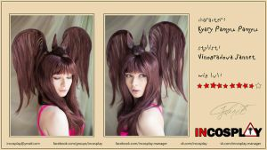 WIG  by Jannet Incosplay org by Jannet-Sorekage
