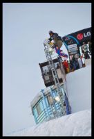 LG Freeze Big Air Competition by sensiart