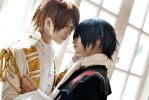 Code Geass_Sincerely yours by HAN-Kouga