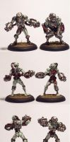 Mechanithralls by CurseReaper