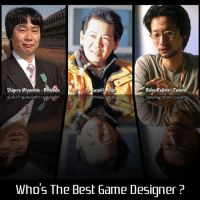 Who's the best GameDesigner ? by iFab