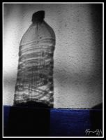 Ghost Bottle by pippa-hynelin