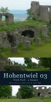 Hohentwiel 03 - Stock Pack by kuschelirmel-stock