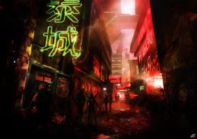Red Light District by abigbat