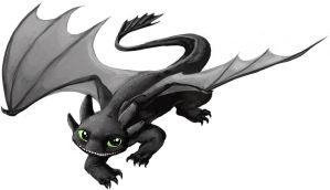 Toothless Doodle by xKaseix