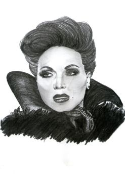The Evil Queen by ArianaRestrepo