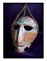 Oyster's Mask by The-Oubliette