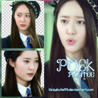 PACK PNG#FREE - Krystal Jung by lizzykute99