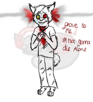 Putting The Cat To Sleep -gore- by soundandscar