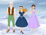 The BFG, Sophie, and Joanna part 2 by Chumley12