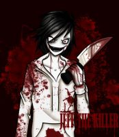 Jeff The KILLER by chang05hana