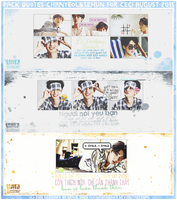 20150720/ Pack Quotes ChanHun - CECIAugust2015 by GenieDesigner