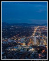 SLC In Blue by aFeinPhoto-com