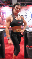 Rockin' Rose Brunner At 2014 Olympia by zenx007