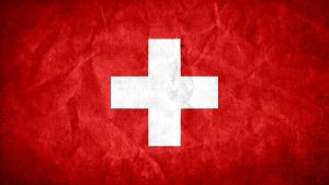 Switzerland Grunge Flag by SyNDiKaTa-NP