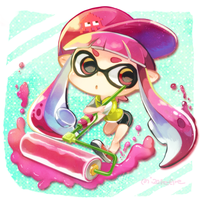 squid kid by MizoreAme