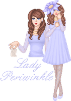 MMP- Lady Periwinkle by Maiandra