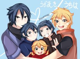 Next Gen: We are FAMILY by liloloveyou024