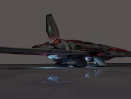 fighter  02 by kenofchaos