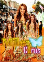 Miley Cyrus Blend by ItoEdiciones