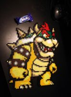 Bowser Hama by durpface0