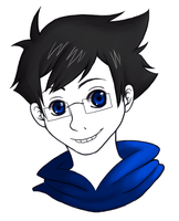 John Egbert by lunarseason
