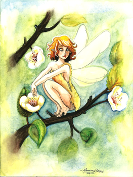 Fairy by WhatYouMeanToMe