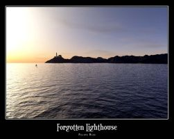 Forgotten Lighthouse by firefoxcentral