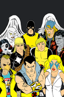 Best of the Worst X-Men by EarthmanPrime