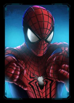 Avengers Spiderman by NZO68