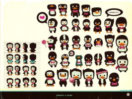 Penguins concepts 2 by hision